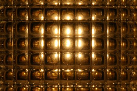 Light art, photo taken at different camera setting, Stock Photo - 2834288