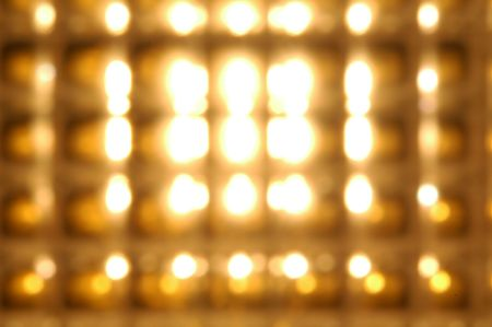 Light art, photo taken at different camera setting, Stock Photo - 2834265