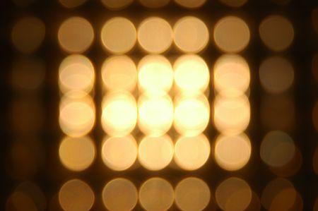 Light art, photo taken at different camera setting, Stock Photo - 2834263