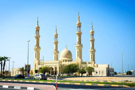 Mosque in Ras Al Khaimah, UAE