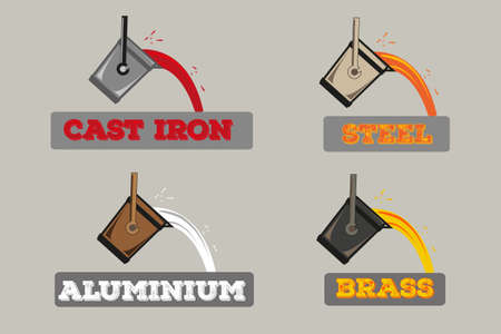 iron ore: Foundry Metals