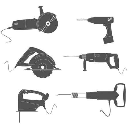 Electric Tools Vector