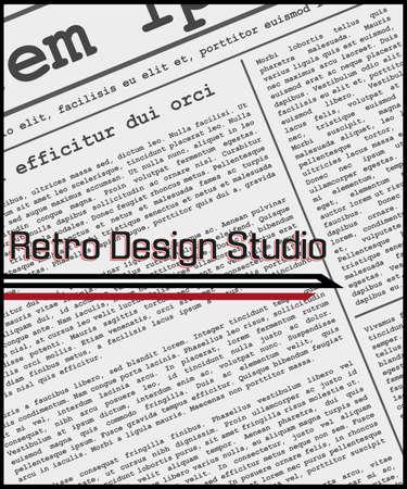 poet: Retro Design Studio