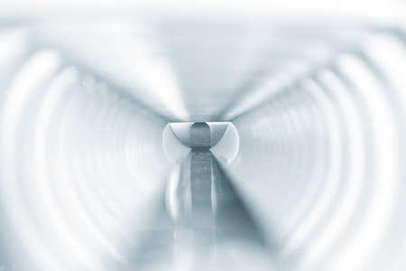 luminaire: Metal Abstract 3