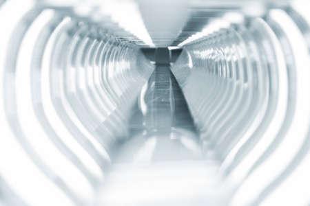 luminaire: Metal Abstract 2