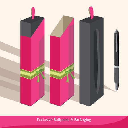 exclusive: Exclusive Ballpoint and Packaging