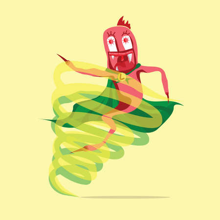 cartoon larva: Super Larva Cartoon