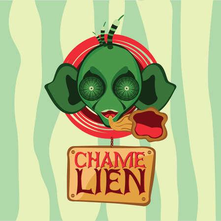 chamelion: Chamelion Alien