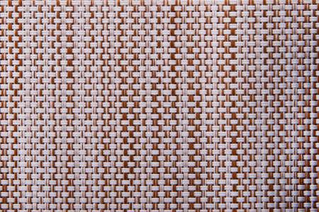 blackout: webbing texture brown