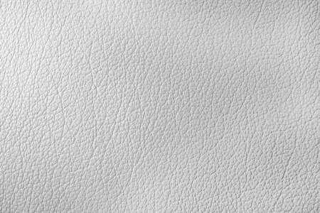 White Imitation Leather