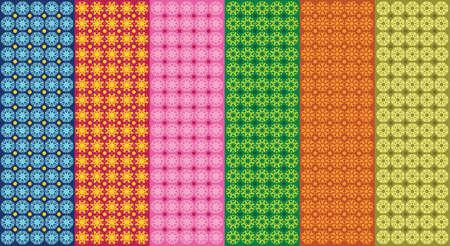 the unique: Seamless Texture Pattern Unique Illustration