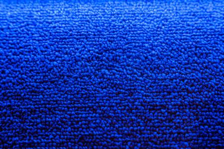 blue carpet: Blue Carpet Unique Texture Stock Photo