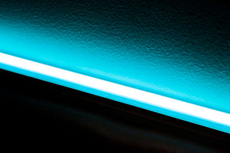 lightbar: Blue LED Light Source