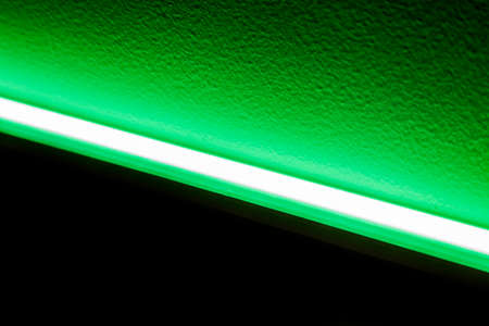 lightbar: Green LED Light Source
