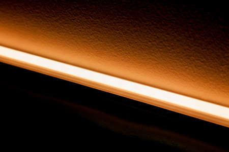 lumens: Brown LED Light Source