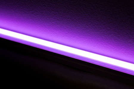 lightbar: Purple LED Light Source