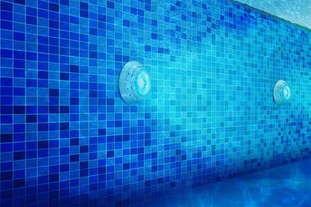 pool lighting using LED lights waterproof