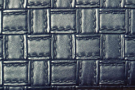Black Imitation Leather Texture for Wallet