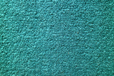 Green Cloth Texture Carpet Stock Photo
