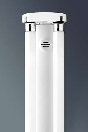 Fluorescent Twin Lamp 28 Wattage Front View