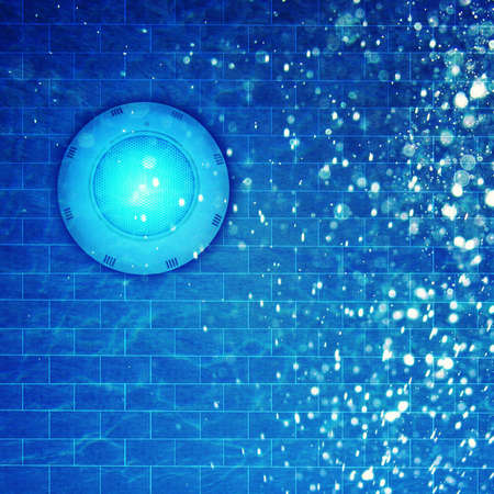 Underwater Lighting Technology for Swimming Pools