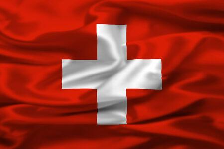 zwitserland vlag: Vlag van Zwitserland