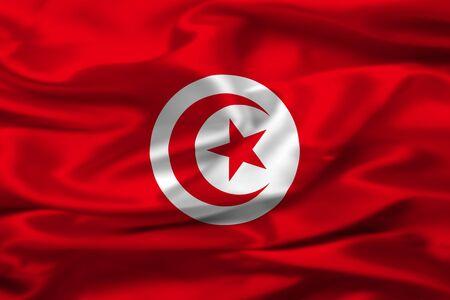 tunisian: Tunisian flag