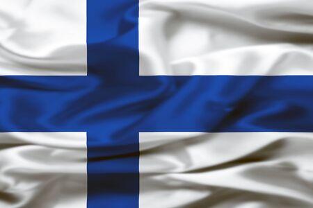 finland flag Фото со стока
