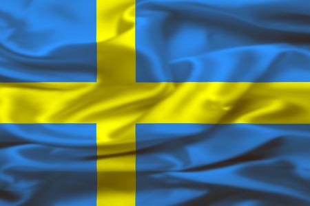 bandera suecia: Bandera de Suecia