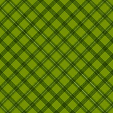 Seamless pattern vintage retro style on green background