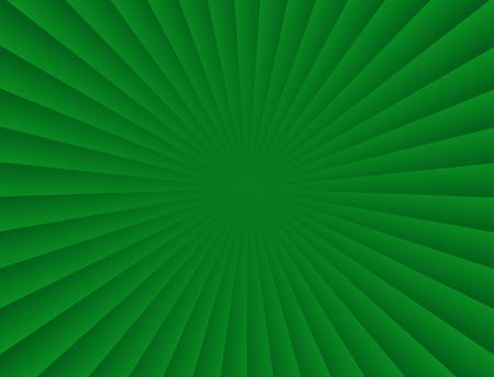 Vector illustration of green palm leaf background Illustration