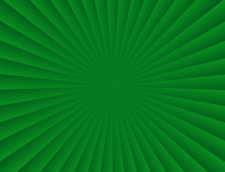 Vector illustration of green palm leaf background 矢量图像