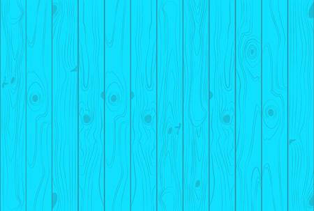 Wooden texture light blue colors pastel background - Vector illustration Ilustracja