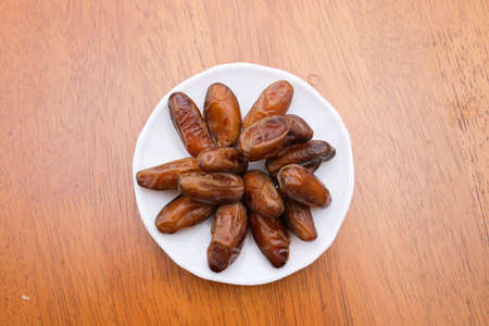 Date palm fruit or kurma , ramadan food