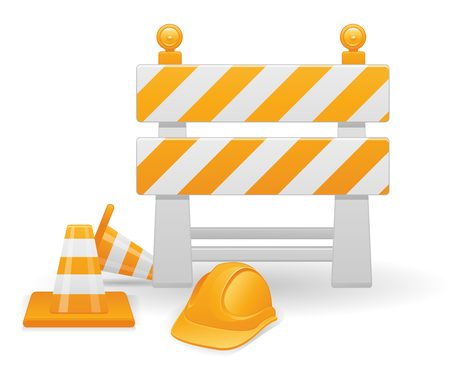 hard work ahead: Under Construction