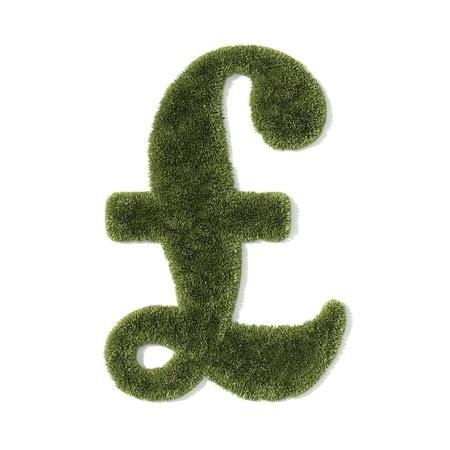 grass font - pound sign photo