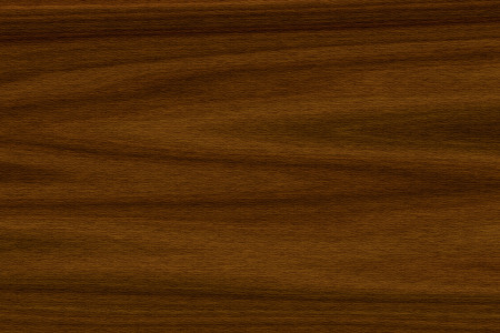 background texture of American walnut wood Stock Photo