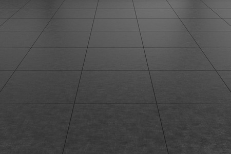 tiled floor: dark gray tiled floor background