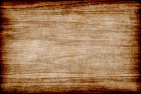 madera r�stica: Fondo de la textura de madera del grunge con la tarjeta quemada Foto de archivo