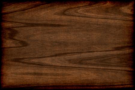 焼き板とグランジ ウッド テクスチャの背景