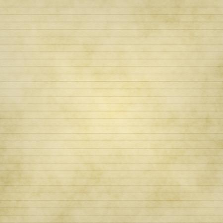 foglio a righe: Grunge sfondo della vecchia struttura di carta governato