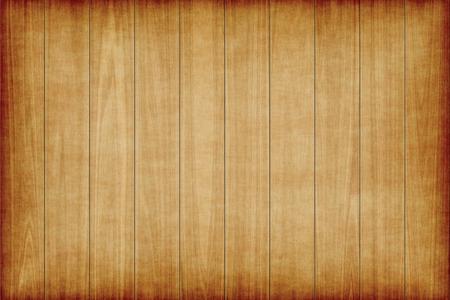 background of grunge wooden planks with dark board Stockfoto