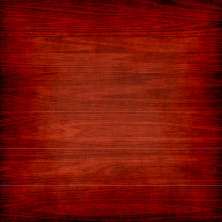 red abstract backgrounds: background of grunge wooden planks with dark board Stock Photo