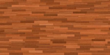 Background Texture Of Dark Wood Floor, Parquet Photo