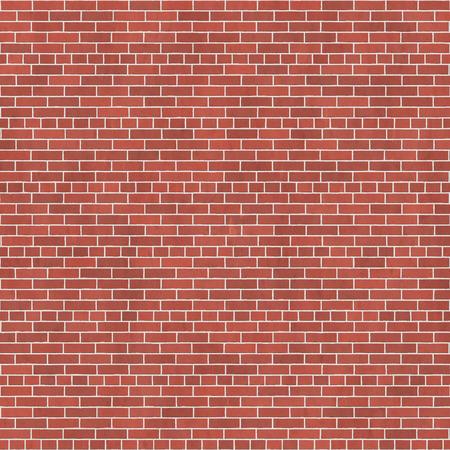 Texture de fond de mur de briques rouges, lien commun