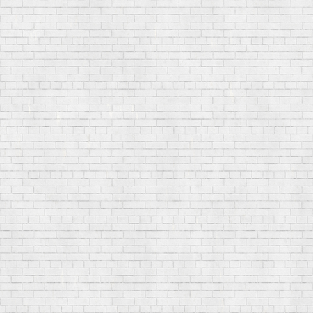 白いレンガの壁、共通の絆の背景テクスチャ
