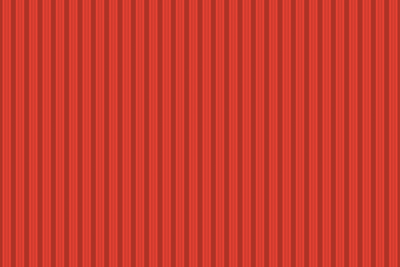 Background with red vertical stripes, trendy style pattern wallpaper Stockfoto
