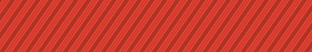 Background with red diagonal stripes, trendy style pattern banner