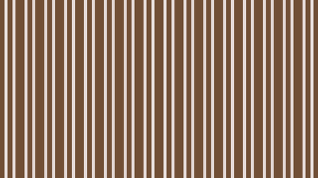 Background with brown vertical stripes, trendy style pattern wallpaper Stockfoto