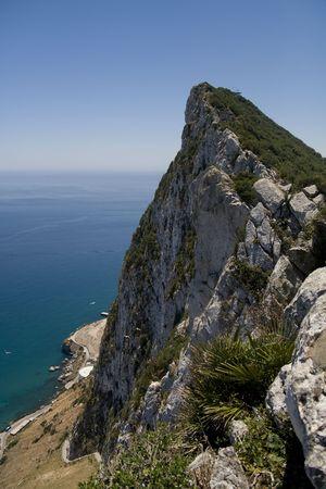 Rock of Gibraltar photo